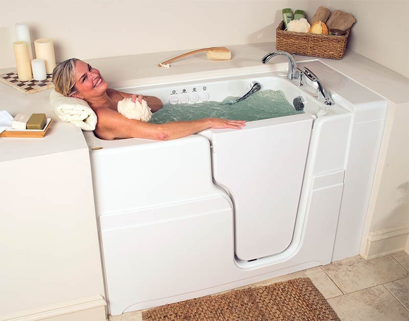 How Walk-In Tubs are Changing Lives